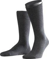 FALKE Family Heren Sokken - Anthracite Melange - Maat 43-46