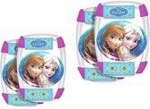 Disney Elleboog- En Kniebeschermers Frozen Junior Wit