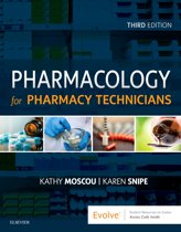 Pharmacology for Pharmacy Technicians - E-Book