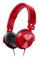 Philips SHL3000 - On-Ear Koptelefoon - Rood