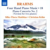 Brahms:Four-Hand Piano Music 18
