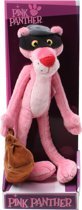 Jemini Knuffel Pink Panther Dief Pluche Roze 24 Cm