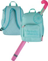54087d9fb77 The Indian Maharadja Kids Backpack-mint- mintgroen - Hockeystickrugzak Kids