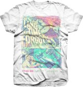 StudioCanal - The Land That Time Forgot heren unisex T-shirt wit - L