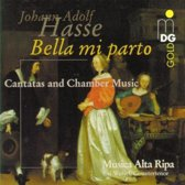 Hasse: Cantatas And Chamber Music / Wessel, Musica Alta Ripa