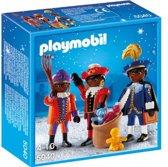 Playmobil Drie Zwarte Pieten - 5040
