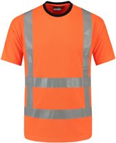 Tricorp T-shirt RWS - Workwear - 103001 - Fluor Oranje - maat XL