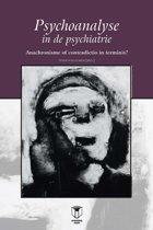 Psychoanalyse in de psychiatrie