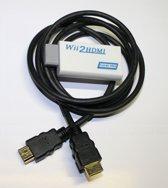 Nintendo Wii naar HDMI adapter omvormer met HDMI kabel