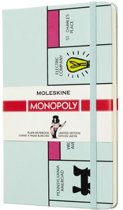 Moleskine notitieboek Monopoly - Large - Blanco