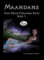 Amy Blankenship - Door Bloed Gebonden 1 - Maandans