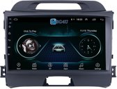 Navigatie radio Kia Sportage 2010-2015, Android 8.1, 9 inch scherm, GPS, Wifi, Mirror link