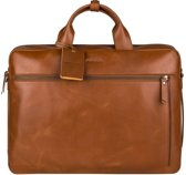 BURKELY On The Move 4-way Laptoptas - 15,6 inch - Cognac
