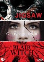 Jigsaw / Ghosland / Blair Witch (3 DVD)