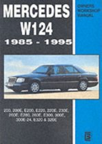 Mercedes W124 Owners Workshop Manual 1985-1995