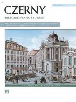 Czerny -- Selected Piano Studies, Vol 1