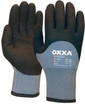 Thermo werk handschoenen Oxxa X-Frost 51-860 Maat 9/L (12 paar)