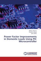 Power Factor Improvements in Domestic Loads Using PIC Microcontroller