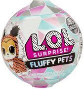 L.O.L. Surprise Bal Fluffy Pets- Winter Disco Series A - Minipop