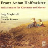 Franz Anton Hoffmeister: Sechs Sonaten fur Klarinette und Klavier