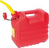 Eda - Benzine jerrycan - Met tuit - 10 liter