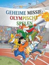 Geronimo Stilton  deel 31 Geheime missie: Olympische Spelen