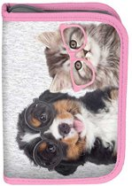 Studio Pets Kat en Hond - Leeg Etui - Multi