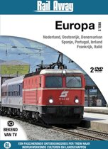 Rail Away - Europa deel 2 (2 dvd)
