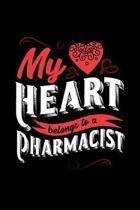 My Heart Belongs to a Pharmacist