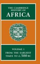 The Cambridge History of Africa 8 Volume Hardback Set