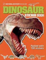 Dinosaur Sticker Book