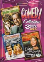 Comedy Collection vol. 5 bevat de films: Lady Says No, Concrete Cowboys en Ginger in the Morning. (dvd)