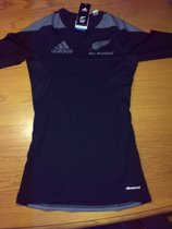 Adidas All Blacks TF Cool compression shirt maat XS