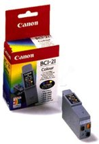 Canon BCI-21 - Inktcartridge / Kleur