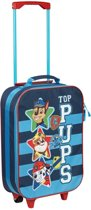 Paw Patrol Boys Rigid Trolley koffer