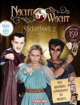 Studio 100 Nachtwacht Stickerboek