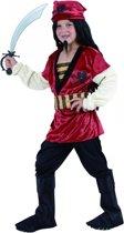 Piratenkostuum voor jongens - Kinderkostuums - 104-116