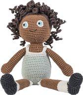 Sebra - Pop gehaakt Lilly - H:40 cm