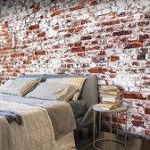 Fotobehang - Oude muurF