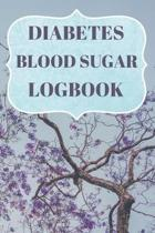 Diabetes Blood Sugar Logbook: Daily Record - Weekly Page - Two Year Glucose Tracker - Blood Sugar Journal