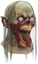 Apen zombie masker voor volwassenen Halloween accessoire - Verkleedmasker - One size
