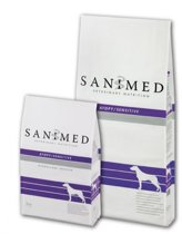 Sanimed Skin/Sensitive Dog - 12.5 kg