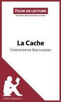 La Cache de Christophe Boltanski (Fiche de lecture)