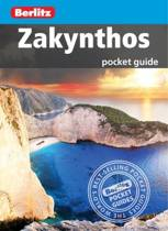 Berlitz Pocket Guide Zakynthos & Kefalonia (Travel Guide)