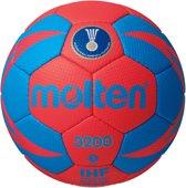Molten Handbal - rood/wit/blauw maat 1