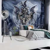Fotobehang Alchemy Gothic | VEA - 206cm x 275cm | 130gr/m2 Vlies