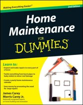 Home Maintenance for Dummies, Second Edition