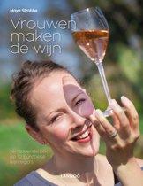 Vrouwen maken de wijn