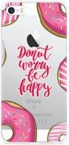 iPhone 5/5S/SE Hoesje Donut Worry