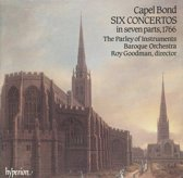 Capel Bond: Six Favorite Concertos / Parley of Instruments